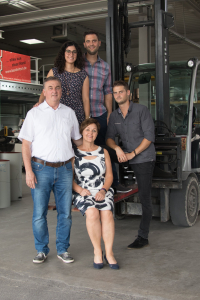 Familienbild Banderitsch