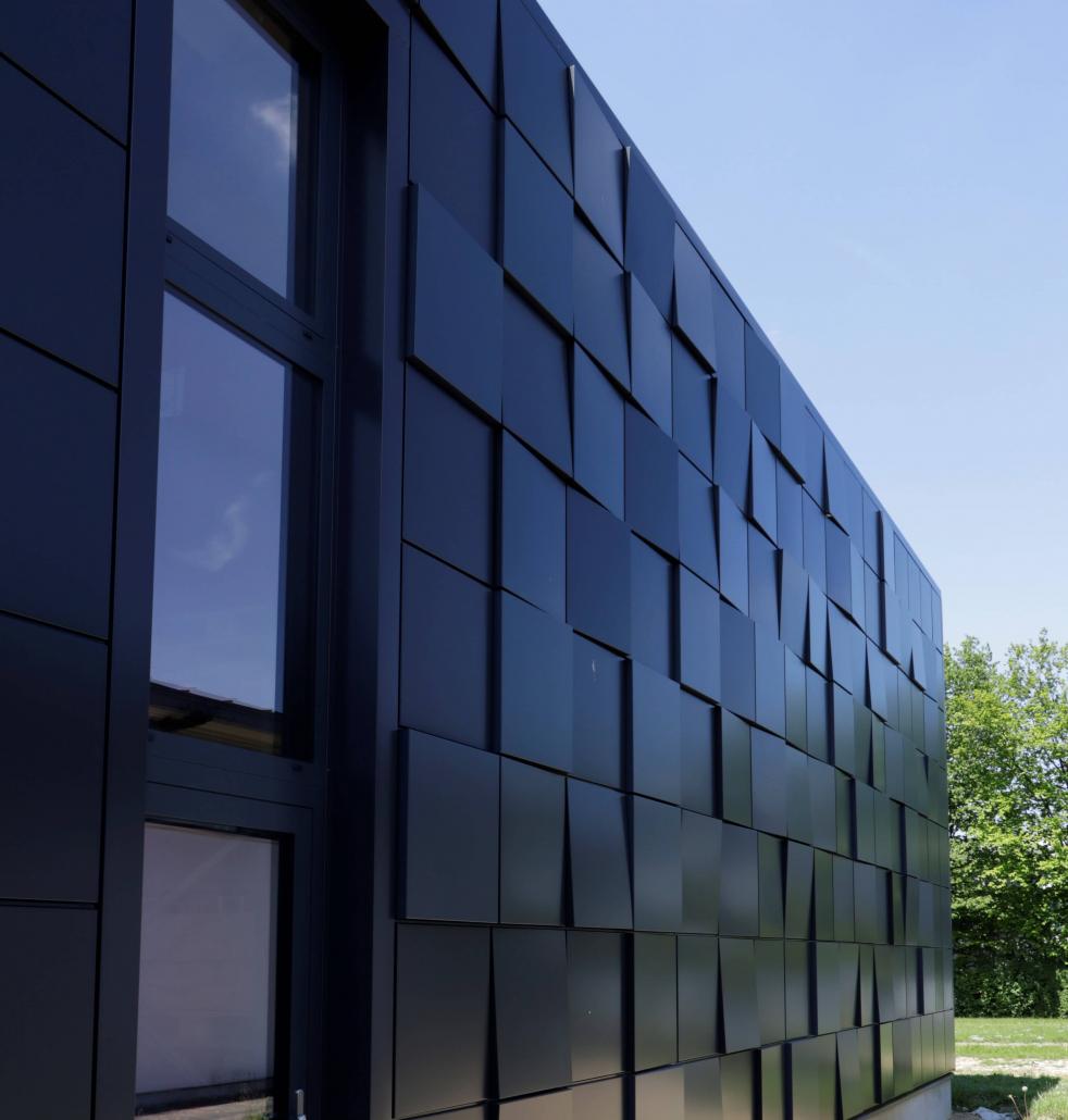3D-Fassade